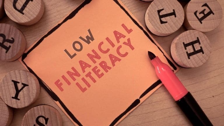 Low financial literacy 1