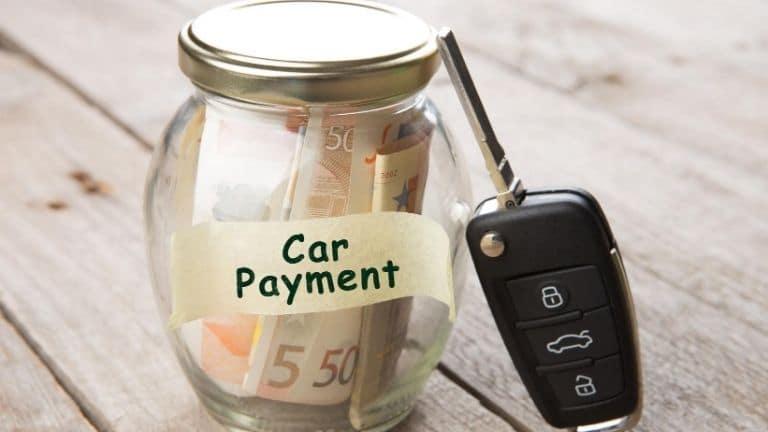 car money jar
