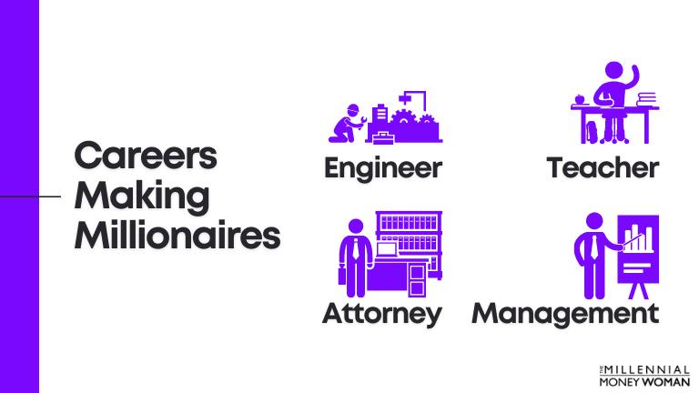 careers making millionaires