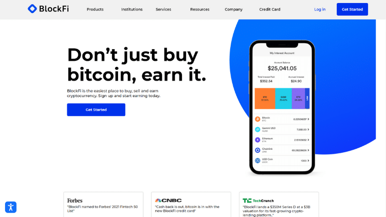 blockfi - do more with your crypto