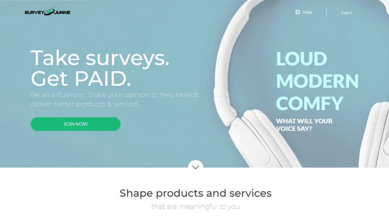 survey junkie - online surveys