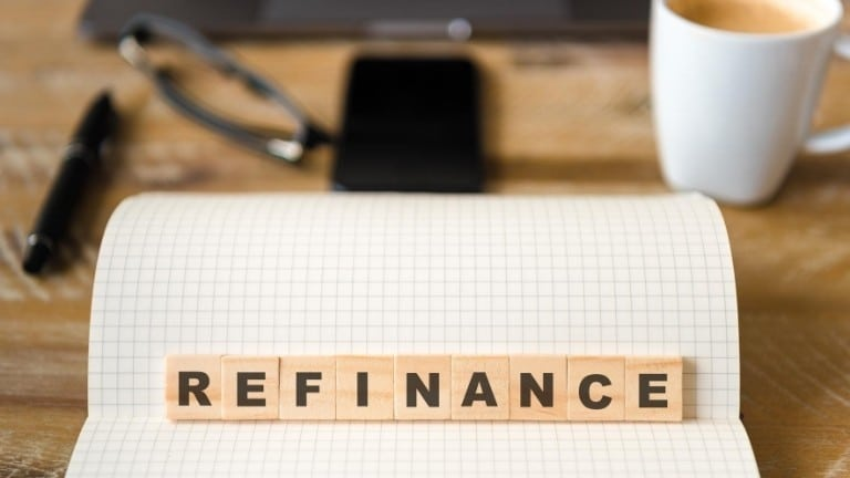 what is refinance