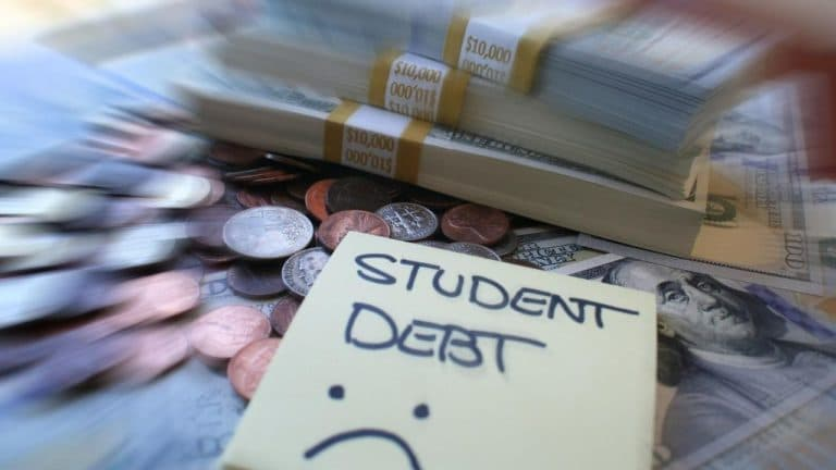 student debt money