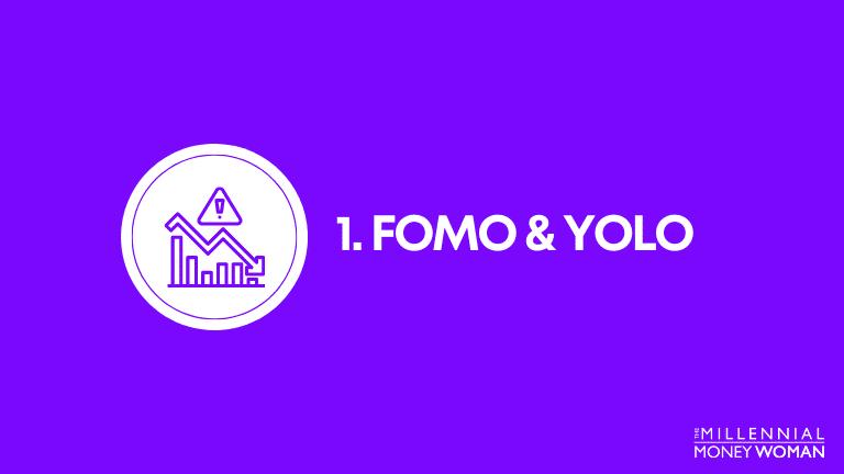 FOMO and YOLO