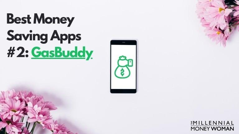 best money saving app 2 gasbuddy