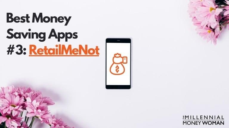 best money saving app 3 retailmenot