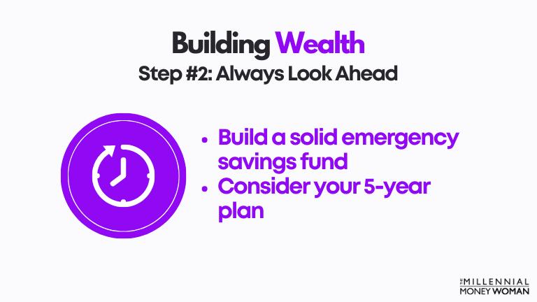 step 2 always look ahead