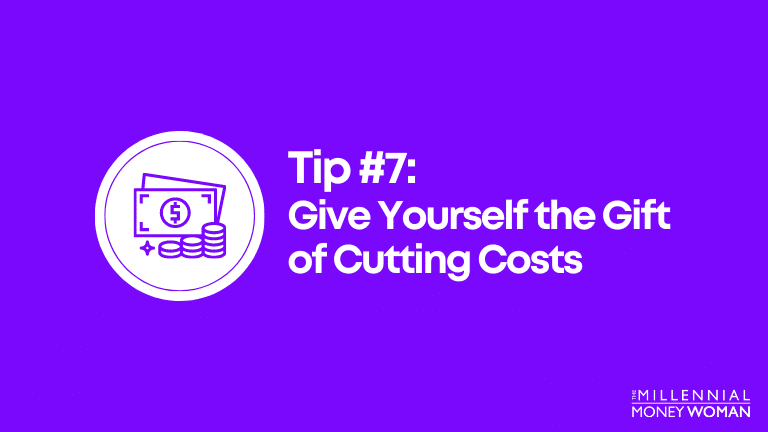 gift yourself the saved costs