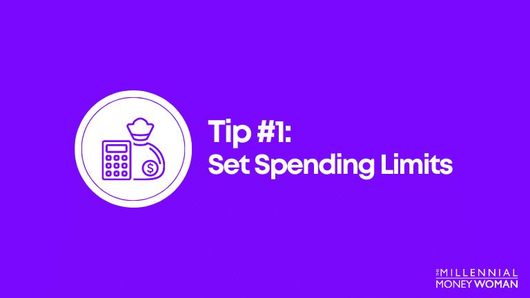 set spending limits