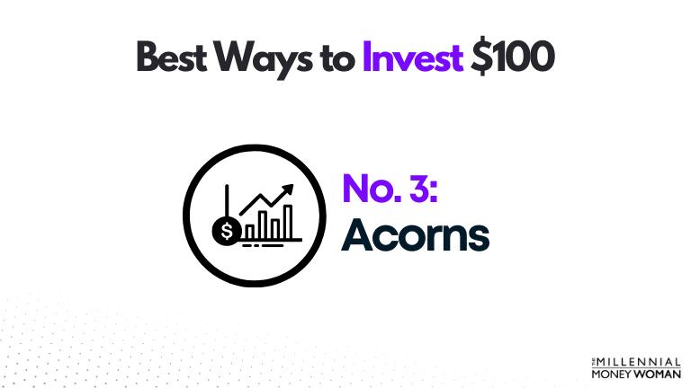 best way to invest 100 dollars 3