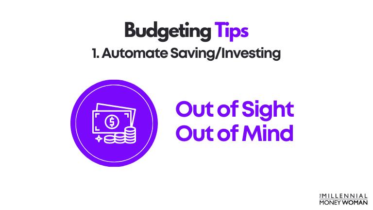 budgeting tip 1
