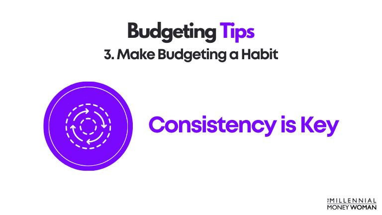 budgeting tip 3
