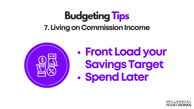 budgeting tip 7