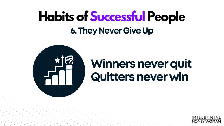 success habit 6