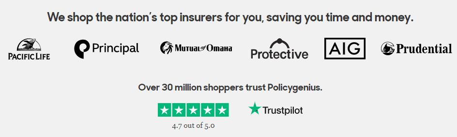 "the millennial money woman blog post ""policygenius insurance companies"""