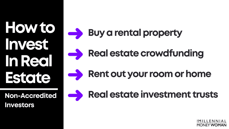 How to Invest in Real Estate For Non-Accredited Investors