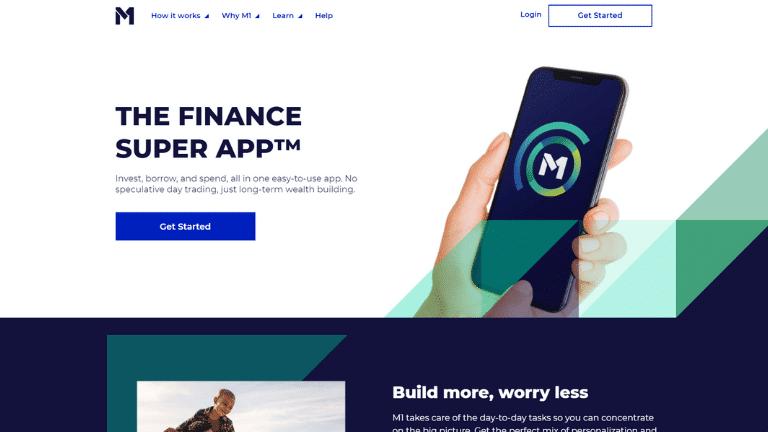 m1 finance investing platform