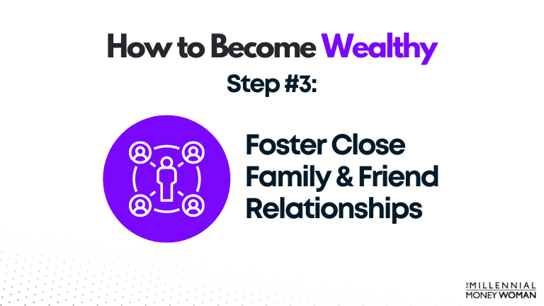 Foster Close Family & Friend Relationships