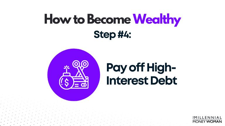 Pay off High Interest Debt