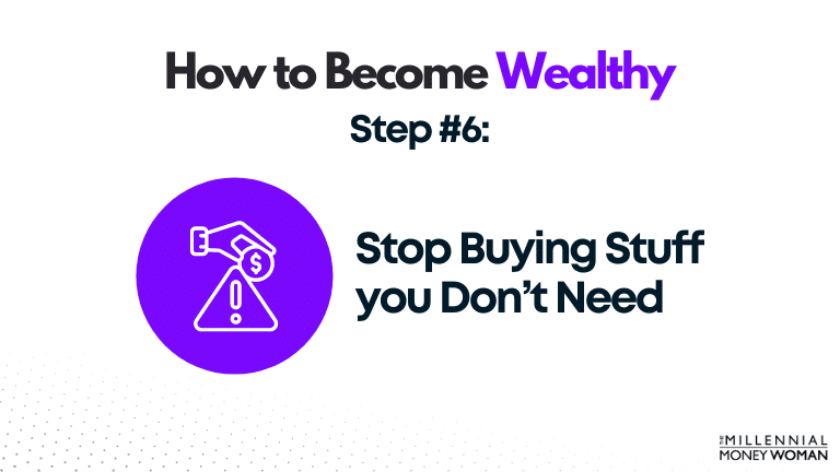 Stop Buying Stuff you Don't Need