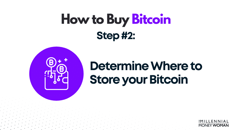 how to buy bitcoin step 2