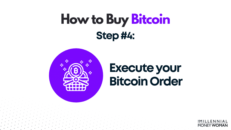 how to buy bitcoin step 4