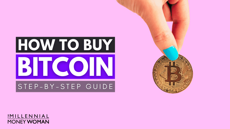 """the millennial money woman blog post """"how to buy bitcoin"""""""