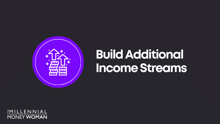 Financial Goal Example: Build Additional Income Streams
