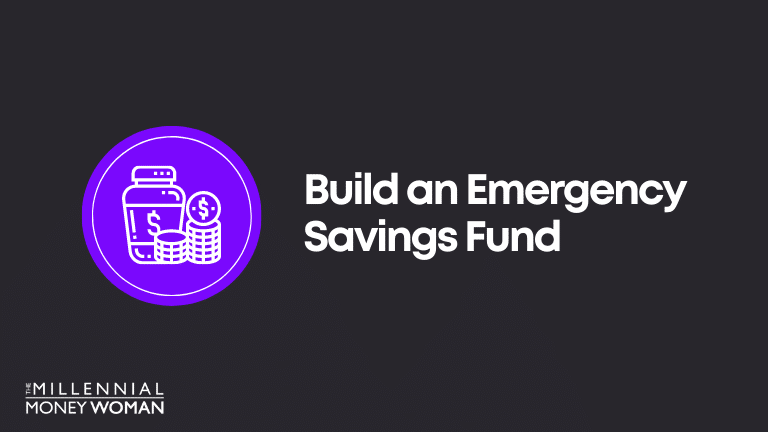 Financial Goal Example: Build an Emergency Savings Fund
