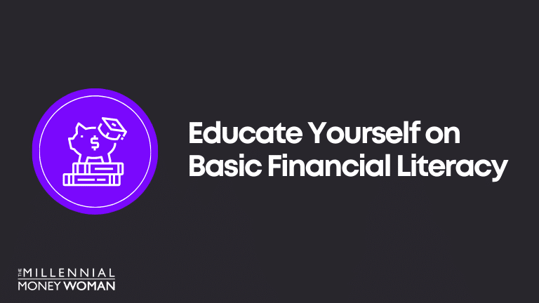 Financial Goal Example: Educate Yourself on Basic Financial Literacy