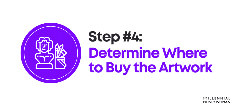 How to Invest in Art Step 4 Determine Where to Buy the Artwork