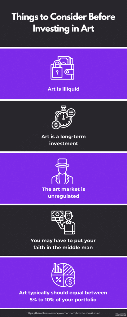 5 things to consider before investing in art